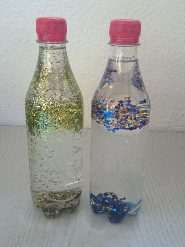 Resultado de imagen de botellas sensoriales