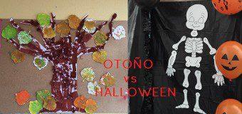 OTOÑO VS HALLOWEEN: 6… DECORACIÓN Y ATREZZO