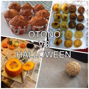 cocina otoño vs halloween