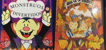 LA SEMANA DE OTOÑO VS HALLOWEEN: 7… LOS CUENTOS