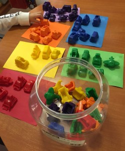 contadores goma clasificar colores medios transporte (3)