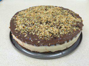 tarta donut cake