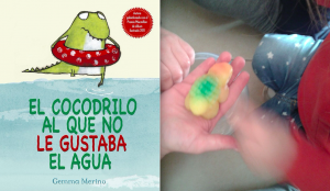 Cuentacuento Y Material El Cocodrilo Al Que No Le Gustaba El Agua The Big Bag Teacher