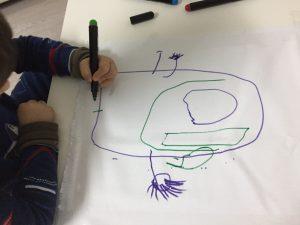 cojín dibujo infantil 783