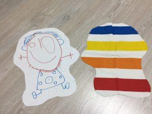cojín dibujo infantil 799