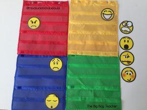 emociones the big bag teacher 1