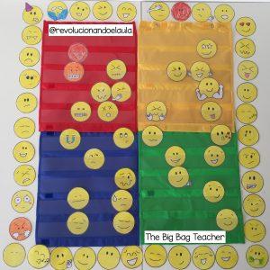 emociones the big bag teacher 3