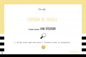 comodin google