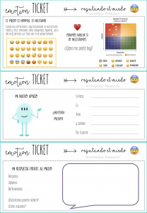 Emotions Tickets 2