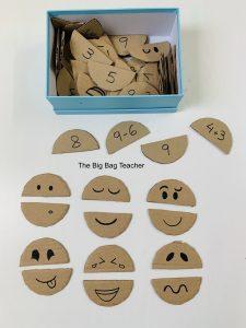juego carton emociones