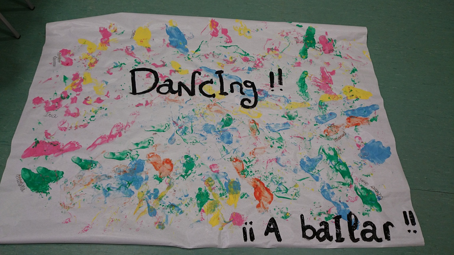 ACTIVITAT: DANCING