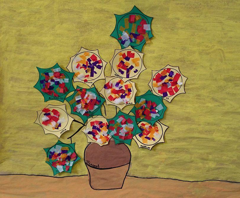 ARTE: LOS GIRASOLES – VINCENT VAN GOGH