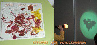 4, 3, 2, 1… ACTIVIDADES DIVERTIDAS: OTOÑO VS HALLOWEEN