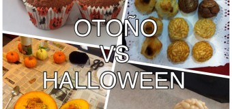 5… LA COMIDA/POSTRES: OTOÑO VS HALLOWEEN