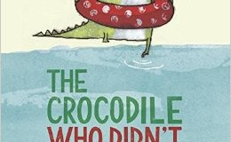 STORY TIME AND MATERIAL: THE CROCODILE WHO DIDN'T LIKE WATER