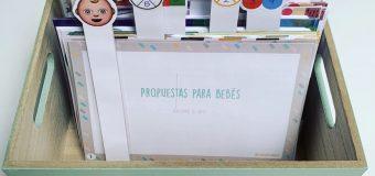 Fichas: 18 propuestas para hacer con bebés