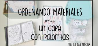 ORDENANDO MATERIALES – CAJAS Y MÁS