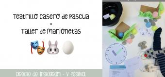 Directos IG – Teatrillo Pascua + Marioneta + Superniñ@s + Máscaras